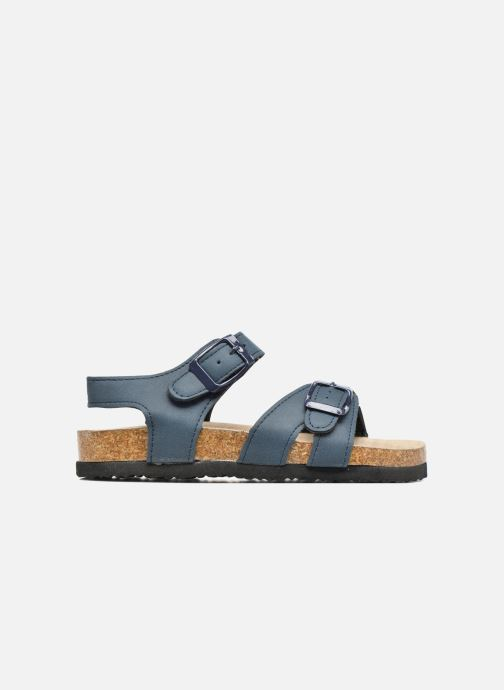 Sandalias I Love Shoes MCGEE Azul vistra trasera